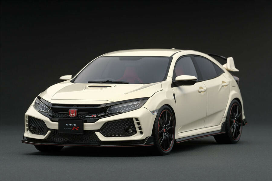 IG1442 - Ignition Model Honda Civic (FK8) TYPE R - Championship Weiß - 1 18  | Online Outlet Store