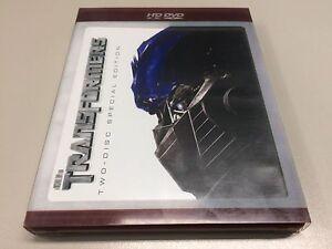HD-DVD TRANSFORMERS OVP ERSTAUSGABE FULL HD-FILM 1080p - Wiesmoor, Deutschland - HD-DVD TRANSFORMERS OVP ERSTAUSGABE FULL HD-FILM 1080p - Wiesmoor, Deutschland