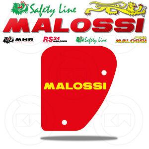 CompéTent Malossi 1411418 Elemento Filtrante Red Sponge Peugeot Elyseo 50 2t Riche Et Magnifique