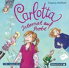 Carlotta-Internat-auf-Probe-Band-1-von-Hossfeld-Dagmar-CD-Zustand-gut