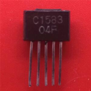 10PCS-2SC1583F-Encapsulation-ZIP-Silicon-NPN-Power-Transistors