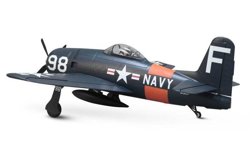 F8F Bearcat 1100mm PNP con ritrae-Arrows Hobby scala RC Aereo da caccia WW2