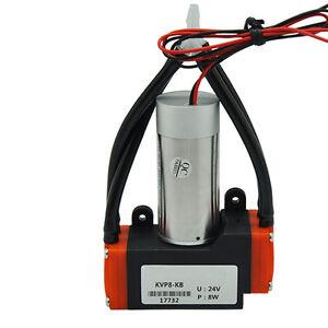 Details about 24V Brushless Motor Parallel Connect Vacuum Diaphragm Pump Drainage Pump