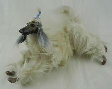 Barbie Hund Figur Dog Afghane Vintage Mattel 1979 #