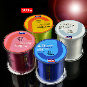500M-Durable-Monofilament-Lake-Sea-Lines-Super-Strong-Nylon-Daiwa-Fishing-Line