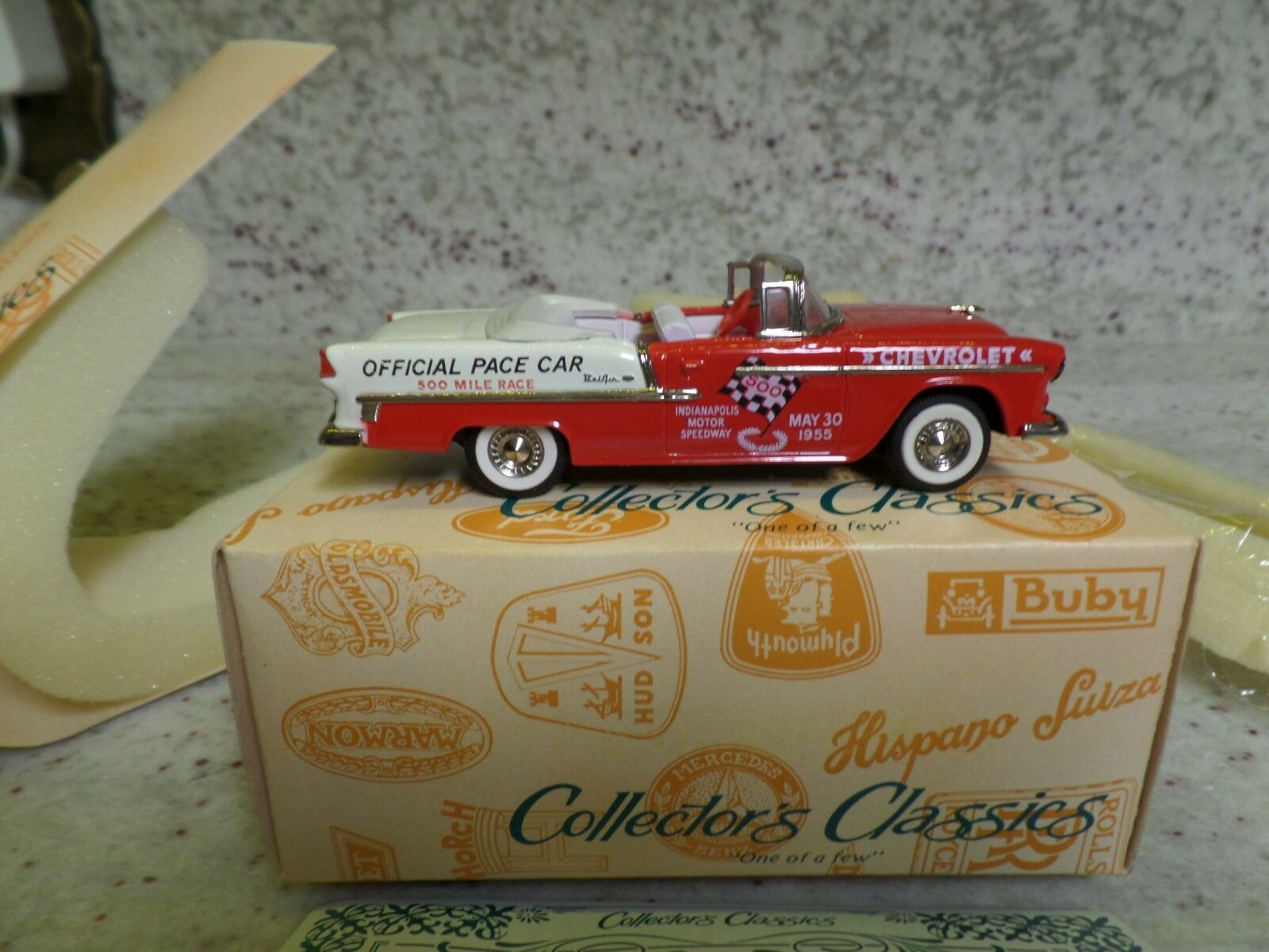1955 Chevrolet Pace, coleccionista clásico