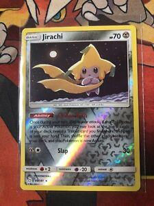1X Jirachi 99//181 Non Holo Rare Team Up Pokemon Card TCG NM