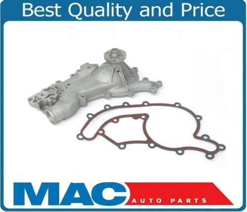 100/% New Leak Tested Water Pump /& Gasket for 90-95 Chevrolet Corvette ZR1 Only
