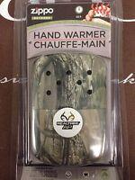 Zippo Hand Warmer Realtree (camo) ⭐freepostage⭐