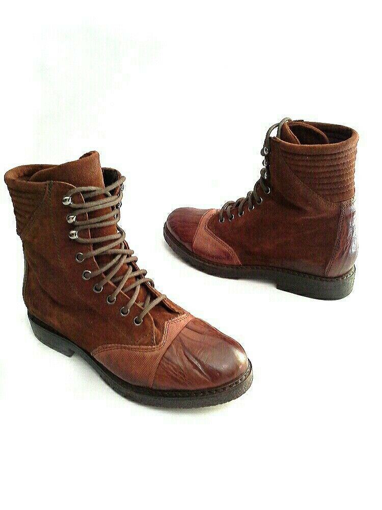 Free People Sparrow Lace up Boot Combat 8/38  178