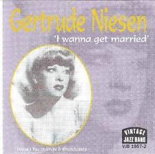 I Wanna Get Married von Gertrude Niesen (2013)
