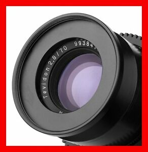 STEP-UP-49-49mm-Filter-RING-for-Carl-Zeiss-Jena-TEVIDON-Lens-16-25-35-50-70