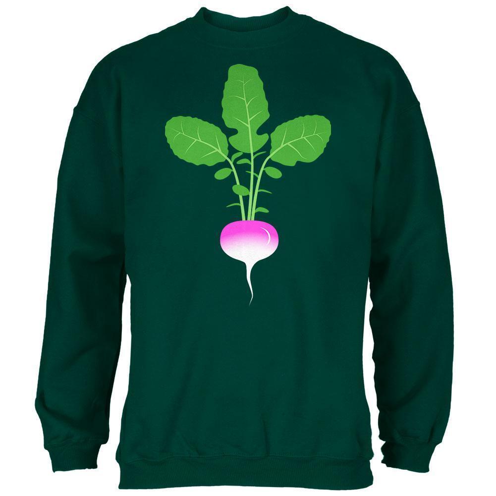 Halloween Vegetable Turnip Costume  Herren Sweatshirt