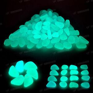 Drops-PERLINE-di-plastica-fotoluminescente-bianche-di-notte-verdi-Fluorescenti