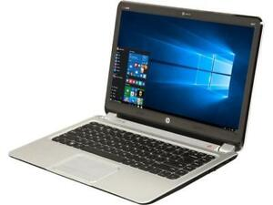 """HP 14.0"""" i5 3rd Gen 3317U (1.70 GHz) 320GB HDD 4"""