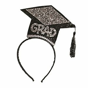 Graduation Hat Bandeau, Halloween, Robe Fantaisie-afficher Le Titre D'origine