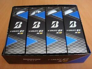 * Brand New * Bridgstone Tour B Xs Balles De Golf-blanc #1-2-3-4 Super Valeur-afficher Le Titre D'origine