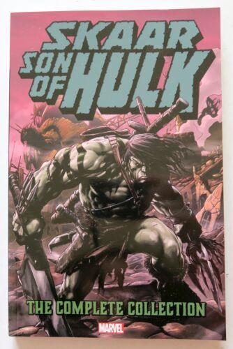 Skaar Son of Hulk Complete Collection Marvel Graphic Novel Comic Book