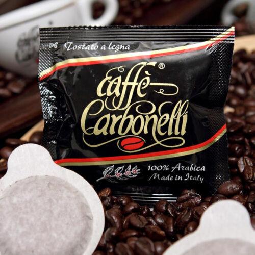 150 ESE Caffè BACCELLI 44mm 3 sapori MIX-Espresso-ristretto 100/% ARABICA