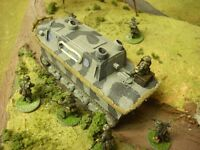wargames vehicles.  WW2 German landwasserschlepper. 1/56 for 28mm