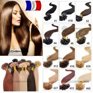 50-100-150-200-EXTENSIONS-CHEVEUX-POSE-A-CHAUD-NATURELS-REMY-49-60CM-0-5G-1G-AAA