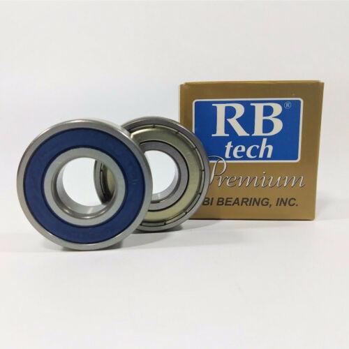 "R4-2RS Ball Bearing Sealed 1//4"" x 5//8"" x 0.196"" FREE Same Day SHIPPING"