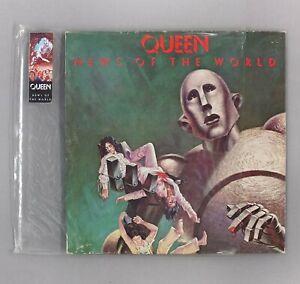Queen-News-of-The-World-RARE-stickered-Sleeve-1-2-UK-1st-12-034-Vinyl-EMA-784