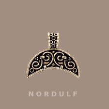 Viking Lunula Pendant - Fertility symbol from Rus - Stara Ladoga - Freya