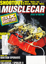Muscle Car Review Magazine May 1991 - SHIPPED IN A BOX