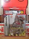 Jurassic Park III: Island Attack (Nintendo Game Boy Advance, 2001)