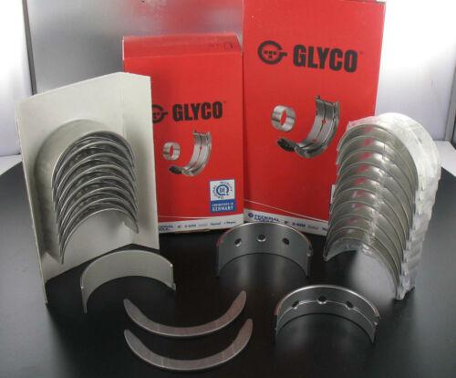 Kit rod bearings and crankshaft TRIMETAL Lancia Delta HF Integrale 8V 185 CV//HP