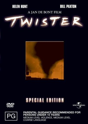 1 of 1 - Twister (DVD, 2003)