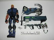 GI Joe Sigma Six Duke Action Figure Hasbro 2005 With Accessories 6 Rapid Climb 8