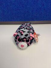 "leopard 3/"" New MWMT Miles Teeny Ty"