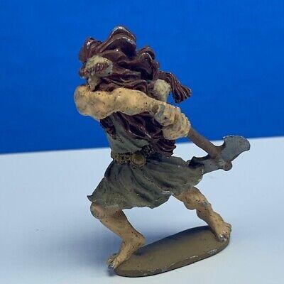 Pewter Figurine Fantasy Dungeons Dragons D D Tofano Barbarian Viking Axe Tormund Ebay