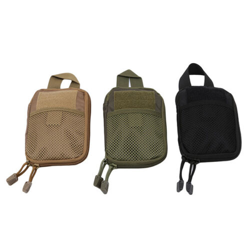 Tactical Molle Pouch Belt Military Hiking Camp Phone Pocket Fanny Waist Bag TO