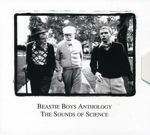 Beastie Boys Anthology: The Sounds Of Science - 2 DISC SET - (1999 CD Album)