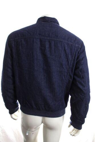 BNWT LEVI/'S 28134 Men/'s Blue Trucker vaesity Hybride Veste en jean Smythe taille M