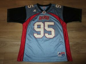 James-Baron-85-Nashville-CATS-AFL-Arena-League-Football-Jersey-Youth-XL-18-20