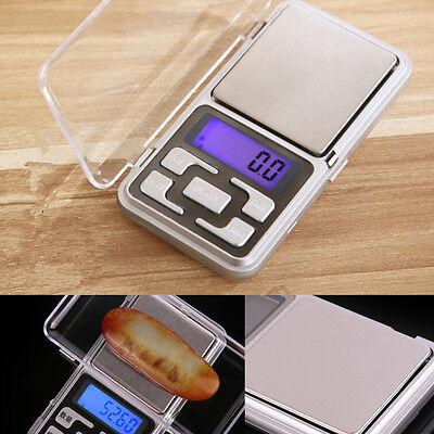 Pocket 200g x 0.01g Digital Scale Tool Jewelry Gold Herb Balance Weight Gram LCD