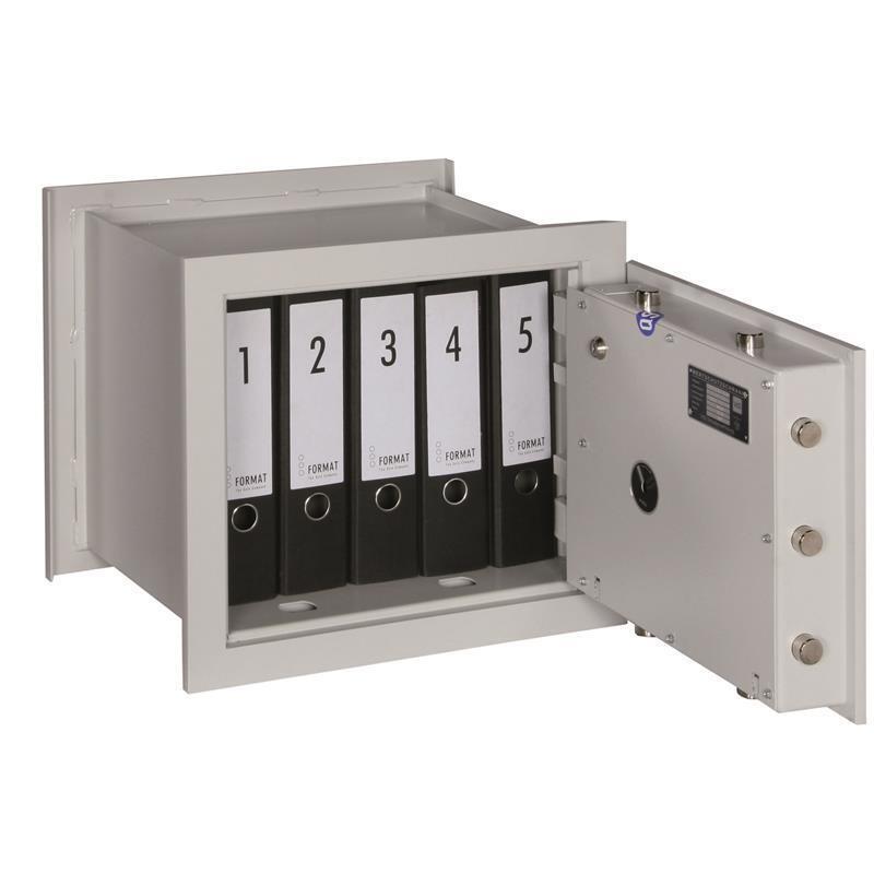 Format Wandtresor Wega 30-380 VDS I nach EN 1143-1 Grad 1 RAL 7035