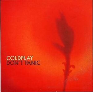 Coldplay-Don-039-t-panic-2001-2-tracks-CARDSLEEVE-Maxi-CD