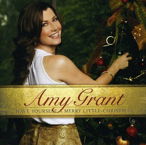 Amy Grant - Have Yourself a Merry Little Christmas [New CD]