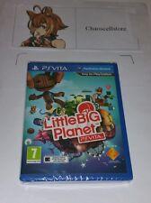 Little Big Planet Psv Nuevo Sellado Inglaterra PAL Juego Sony Playstation Vita Ps Vita