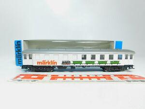 BL435-0-5-Maerklin-H0-AC-4122-Ausstellungswagen-50-80-28-11503-0-NEUW-OVP