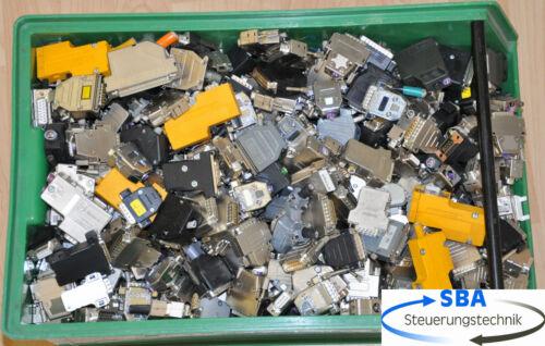 Simodrive Baugruppen Verschiedene Stecker aus Demontage von Siemens Simatic