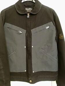 Taglia Refrigiwear Maschile Navy Giacche uomo grigio S wXvOXxqE
