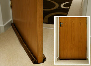 Image Is Loading DRAUGHT EXCLUDER UNDER DOORS Amp WINDOWS ADJUSTABLE TWO
