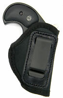 Iwb Itp Inside Pants Concealment Clip Nylon Holster - Cobra Big Bore Derringer