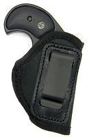 Iwb Itp Inside Pants Concealment Clip Nylon Holster - Cobra Big Bore Derringer